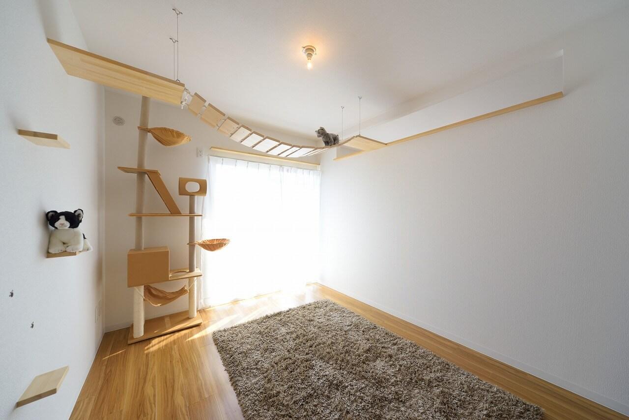 ◇小幡駅5分◇猫専用設備が充実のフルリノベ済!猫ちゃんと一緒に暮らすマンション