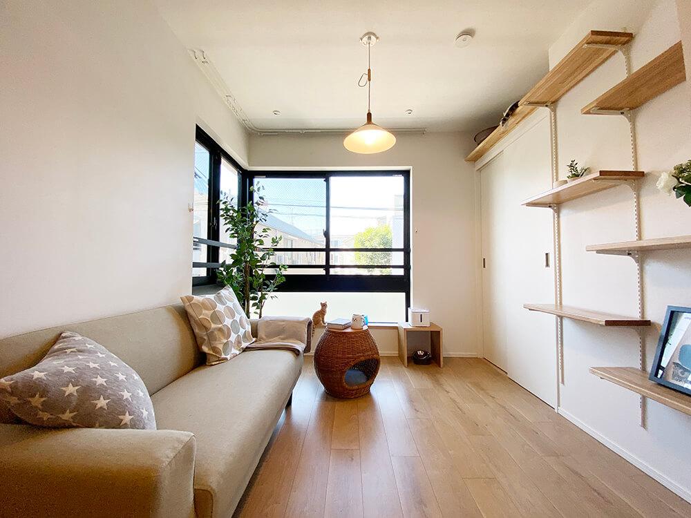 *お洒落な新築マンションで猫3匹と暮らせる*西大井駅徒歩7分